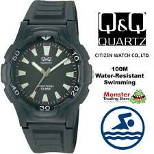 AUSSIE SELLER GENTS DIVERS STYLE SPORTS WATCH CITIZEN MADE VP84J005 100M P$99.95