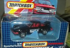 Matchbox SUPER KINGS 1979 PORSCHE TURBO 911 SCALE 1/43 NIB New Vintage Sealed