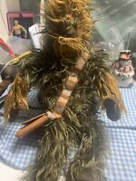 "24"" Star Wars Chewbacca Doll Plush Stuffed Toy Lucasfilm Jay Franco"