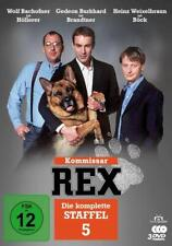 Kommissar Rex - Die komplette 5. Staffel, 3 DVD Box NEU + OVP!