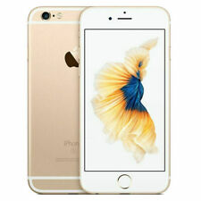 Apple iPhone 6s 64GB Gold - GSM Unlocked Smartphone 4G LTE iOS - EXCELLENT SHAPE