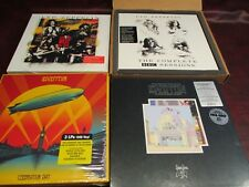 LED ZEPPELIN LIVE SET BBC DELUXE SONGS REMAINS WEST WON CELEBRATION DAY 4 BOXSET