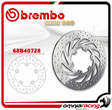 Brembo disque Serie Oro Fixé disque avant/arrière SYM HD Evo 125/200