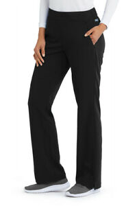 Grey's Anatomy Signature Women's GNP508 Flat Front Scrub Pant-NEW-FREE SHIPPING