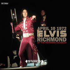 Elvis April 10, 1972 Richmond - 2x CD DIGI PAK - New & Sealed - PRE ORDER