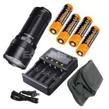 Fenix FD65 3800 Lumens zoomable CREE LED Flashlight w/rechargeable batteries