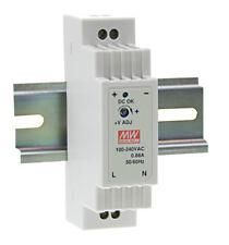 15W single output DIN rail power supply 15V 1A