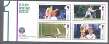 Andy Murray-Tennis Champion-Wimbledon mnh min sheet-Great Britain
