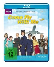 COME FLY WITH ME - KOMPLETTE 1. STAFFEL  BLU-RAY NEU