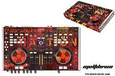 Skin Decal Wrap Denon DN MC 6000 DJ Controller Interface Pro Audio Sticker MLTDN