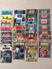 LOT OF 103 DIFFERENT COMIC BOOKS      BATMAN+SPIDERMAN+MANY OTHERS      MUST SEE