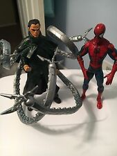 Marvel Diamond Select Spider-man Vs  Dr. Octopus Loose Figurine