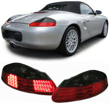 LED Feux Arrières Rouge Noir pour Porsche Boxster 986 96-04