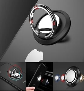 360° Finger Grip Ring Holder Rotating Stand For Mobile Phone Tablet Accessories