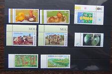 Moldova 1999  2000 2001 2004 2005 Europa sets MNH