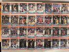 1986-87 Fleer Basketball Partial Set 44/132 plus Duplicates 56 Total