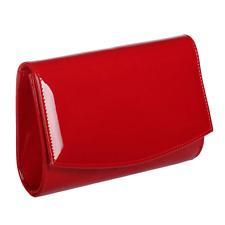 Women Patent Leather Wallets Fashion Clutch Purses,WALLYN'S Evening Bag