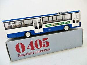 NZG 255 'MERCEDES-BENZ 0 405 STANDARD LINIENBUS BUS/COACH'. 1:50. MIB/BOXED.
