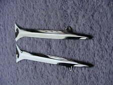 2 NOUVEAU TRIUMPH CHROME Nacelle CLIGNOTANTS / bordure preunit modèles 97-0623