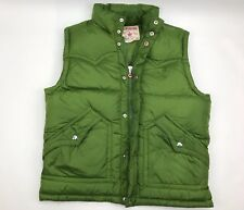 True Religion Womens Down Jacket Puffy Teal Green Size XL 100% Authentic