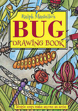 Bug Drawing Book : Simple Steps to Make Anyone an Artist-ExLibrary