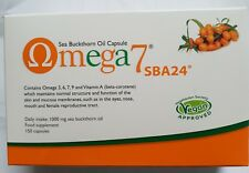 Pharma Nord Omega 7 Sea Buckthorn Oil - 150 CAPSULES