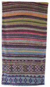 "Fresco Towels Sierra Rust Stripes Beach Towel (s) 40"" x 70"" hard find  $249"