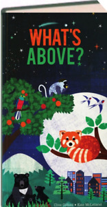 What's Above? by Clive Gifford (Hardcover) FREE shipping $35