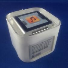 Apple iPod Nano 6th Gen Silver 8 GB A1366