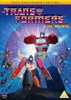 Transformers - The Movie DVD (2017) Nelson Shin cert PG ***NEW*** Amazing Value