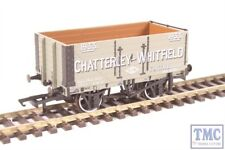 OR76MW7028 Oxford Rail OO 7 Plank Mineral Wagon Chatterley Whitfield Tunstall