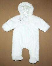 6ef647a7a NWT LITTLE ME Baby Girls Snow Princess Snow Suit Size 3-6 months