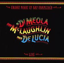 John McLaughlin and Paco de Lucía Al Di Meola - Friday Night San Francisco [CD]