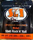 SIT Strings S946 Rock N' Roll 9-46 Electric Guitar Strings for sale