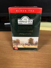 AHMAD TEA English Breakfast Black Tea  20 Tea Bags