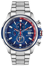 Citizen Eco-Drive Spider-Man Chronograph Watch Steel CA0429  CAPT MARVEL