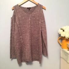 CUPIO SWEATER LARGE SIZE GRAY COLOR 100% ACRYLIC STYLE SM24730