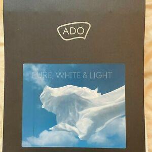 ADO - Pure, White & Light- Fabric Sample Book
