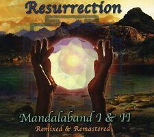 Resurrection - Mandalaband 1 & 2 [New CD] Bonus Tracks