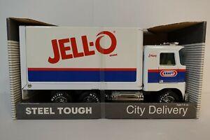 Vintage Nylint Kraft JELL-O Jello Brand City Delivery Truck Steel 9140-Z Read
