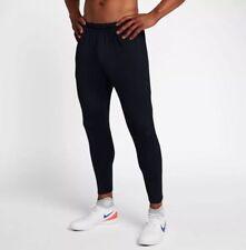 Nike Dry Strike Soccer Pants Dri-Fit Tapered Black 905864 Large