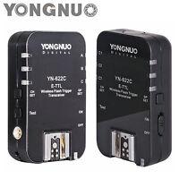 Yongnuo YN-622C Wireless TTL HSS Flash Trigger for Canon 5D II III 7D 50D 40D