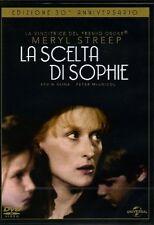 Dvd LA SCELTA DI SOPHIE *** Meryl Streep ***   ......NUOVO