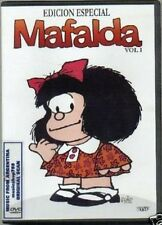 DVD MAFALDA VOL. 1 SEALED NEW QUINO ARGENTINA