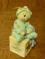 Boyds Resin Ornaments #257017 Binkie, 1st Ed. Nib From Retail Store, 3.25""