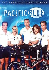 PACIFIC BLUE THE COMPLETE 1ST SEASON -DVD BRAND NEW OVER 9 HOURS