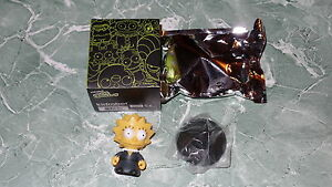 "Kidrobot The Simpsons Treehouse of Horrors Lisa Witch 3"" Vinyl Figure Box 2/20"