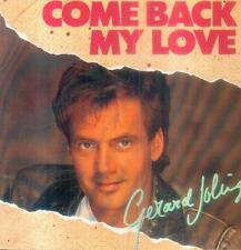 "7"" Gerard Joling/Come Nack My Love (NL)"