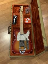 Fender 2004 American Deluxe Telecaster Guitar w/factory Bigsby vibrato