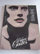 MAGAZINE PALACE COSTES N° 29 , MODES , ARTS ET CREATIONS PARIS . DAPHNE ROULIER